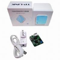 Buy cheap TL-WR703N 150m 802.11n Wi-Fi Mini 3G Router product