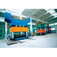 Buy cheap Sheet Metal Stamping Press Machine , 2500 Ton Four Pillar Hydraulic Press from wholesalers