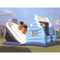 Buy cheap Inflatable Titanic Slide (CLI-38-1) product