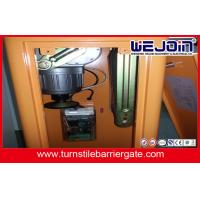 Buy quality High Speed Boom Barrier Gate Systems vehicle Security Entrance Gate for Hospital , Building at wholesale prices