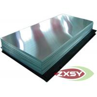 Buy quality 8011 0.8 0.9 1.0mm Polished Aluminium Sheet Aluminium Foil Sheet For Bottle PP Cap Materials / Solar Water Teater at wholesale prices