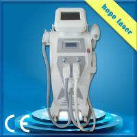 Buy cheap E-Light IPL RF SHR Hair Removal / Spider Veins Treatment For Beauty Salon product
