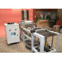 Buy cheap Automatic Commercial Beekeeping Equipment Electric Beeswax Foundation Machine product
