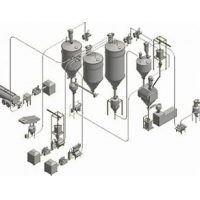 Buy cheap DN100 Dense Phase Vacuum Powder Conveyor Transport Systems from wholesalers