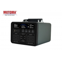 Buy cheap AC 110v 220v Portable Power Station , 135200mAh Power Bank 500wh from wholesalers