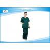 Fashionable Nurse Smocks Surgical Green Medical Uniforms Scrubs