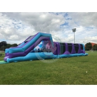 Buy cheap Inflatable obstacle playground inflatable water obstacle course for sale from wholesalers