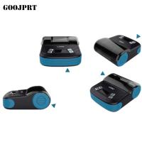 Buy cheap Color Style Top Rated Wireless Printers , Mobile Thermal Printer Long Lifetime from wholesalers
