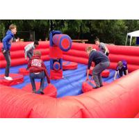 Buy cheap Interesting  Inflatable Sports Arena Competitive Entertainment Fitness  Beneficial product