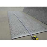 China Sound ProofClosed Cell Aluminum FoamSheet , 1-200mm Thick Aluminum Styrofoam Panels on sale