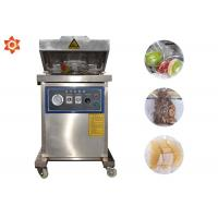 Buy cheap 385mm Seal Distance Vegetable Vacuum Packing Machine 20m³/H Pumping Speed product