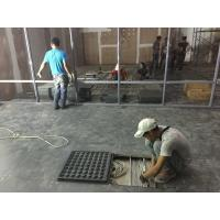 Buy cheap Epoxy Powder Coating Raised Floor Panels Cold Rolled Steel Sheet Convenient Installation product