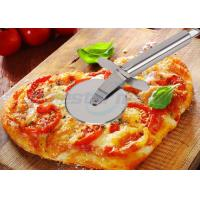 Buy cheap Sanding Polishing Stainless Steel Pizza Cutter With Handle Filler 198 x 67 x 25mm product