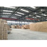 Heavy Structural Metal Warehouse Steel Buildings Kits Heat Resistance Prepainted