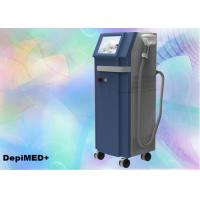 Buy cheap Women 808nm Diode Laser Hair Removal Machine 10Hz 10 - 1500ms Pulses FCC product