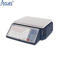 Buy cheap Label Printing Scale,Barcode Scale,Retail Scale,Supermarket Scale product
