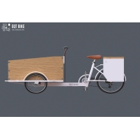 Buy cheap Multifunctional Tricycle Cargo Bike Adults Three Wheel Cargo Tricycle product