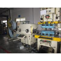 Buy cheap High Accuracy Press Coil Nc Servo Feeder / Oca Lamination Machine product