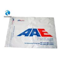 Buy cheap HDPE Polythene Mailing Bags , Poly Mailer Shipping Bags 215x330mm #F Heat Resistant product