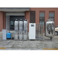 10TPH Industrial Purified Water Plant In Pharmaceutical Industry for sale