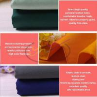 Buy cheap Polyester and cotton twill uniform fabric product