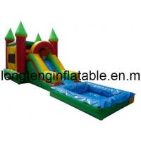 Buy cheap Inflatable Slide with Pool/Inflatable Water Slide /Inflatable Water /Inflatable Toy (LT-SL-0020) product