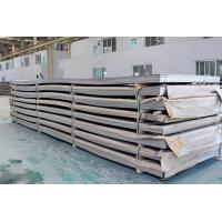 Buy quality 304  304L 316L No.1 Stainless Steel Plates 1500mm for Industrial Area at wholesale prices