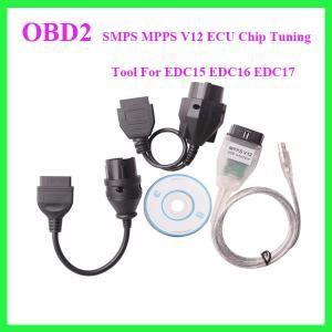 China SMPS MPPS V12 ECU Chip Tuning Tool For EDC15 EDC16 EDC17 on sale