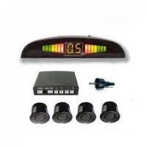 Buy cheap Reverse Ultrasonic Car Parking Sensor Buzzer / Voice Is Optional product