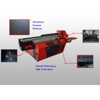 Buy cheap Professional Multifunction Flatbed UV Leather Printer High Precision product