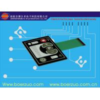 Buy cheap El Display Backlit Membrane Switch / Graphics In Home Apliance And Equipment product