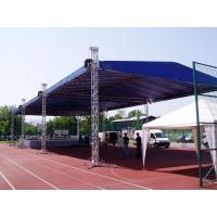 Advertising Ladder Trade Show Truss , Simple Folding International Truss Systems Manufactures