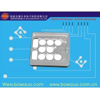 Nautical Instrument Membrane Touch Switch Keypad With 1000000 Times