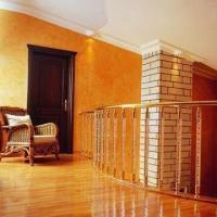 Buy cheap Indoor Clear Baluster with Bubble Inside, Made of Acrylic product