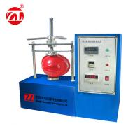 Buy cheap Crash Lateral Rigidity Helmet Testing Machine With LED Digital Display product