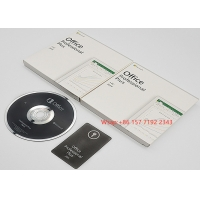 Buy cheap Microsoft Office 2019 Professional Plus DVD Full Package Office Pro Plus DHL free shipping office 2019 pro plus product