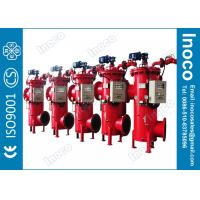 Buy cheap BOCIN Industrial Liquid Automatic Self Cleaning Filters Water Treatment System product