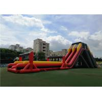 Buy cheap Sport Castle Combo Bounce House Simple Installation Caters Children'Sactive Psychology product