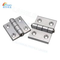 Buy cheap 304 Stainless Steel Aluminium Profile Connectors Door Hinges Powder Coating product