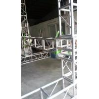 High Hardness Aluminum Global Truss Crank Stand Beautiful For Event Stage Performance