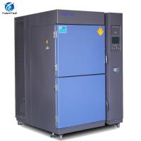 Buy cheap 108 L Programmable Thermal Shock Test Chamber Liquid Type Water Cooling product