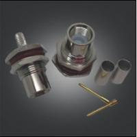 Buy cheap Precision FME Male Connector With Thread FME Bulkhead Plug For RG-174 RG-316 RG-58 product