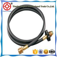 Buy cheap 10*16mm PVC Braided LPG Gas Hose lpg hose in rubber hoses made in China product