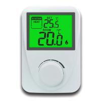 Buy cheap LCD Display Smart Home Digital Room Thermostat For Heating / OFF / Cooling from wholesalers