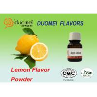 Buy cheap Instant Powder Drinks True Lemon Flavors Synthetic Lemon Powder Extract product