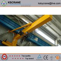 Buy quality Excellent Service Manual Operate Jib Crane at wholesale prices