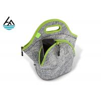Buy cheap Sublimation Blank Insulated Neoprene Lunch Sack For Outdoor Picnic product