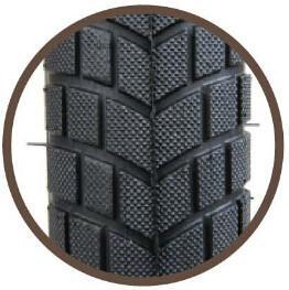 MTB 24*1.95 bicycle tire