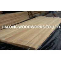 Buy quality Sliced Brown Ash Real Wood Veneer Sheets For MDF And Block Board at wholesale prices