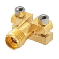 Buy cheap 40GHz 2.92mm RF Coaxial Connector Female End Launch Connector For Instrumentation product